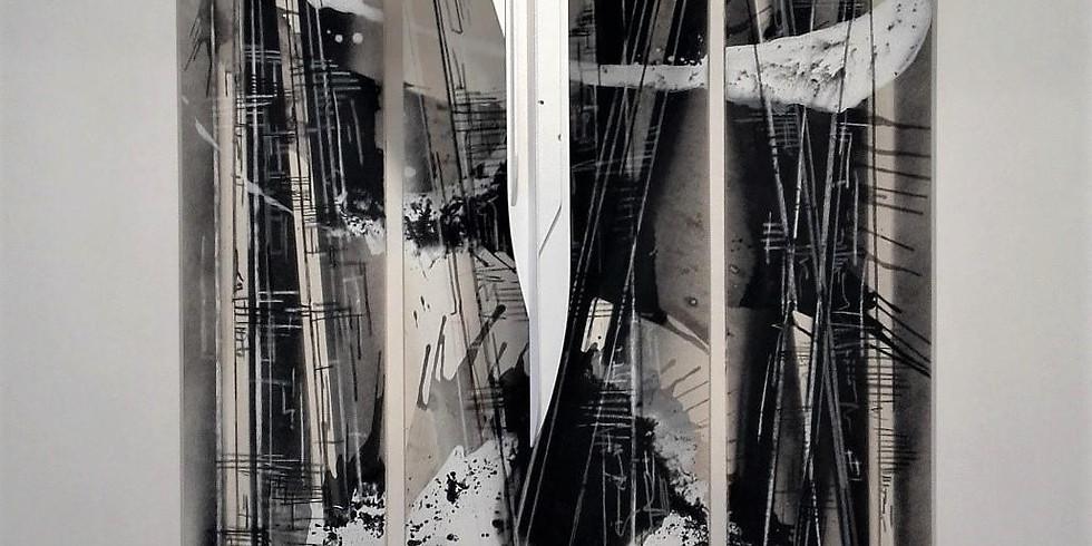 Kunststipendium-Finissage / Merle Lembeck