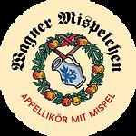 Original Wagner Mispelchen Franfurt Apfelwein Likör