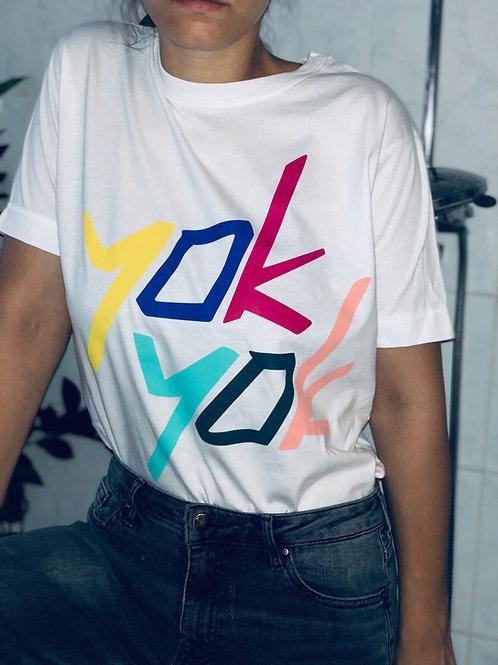 T-Shirt yokyok EDITION 1
