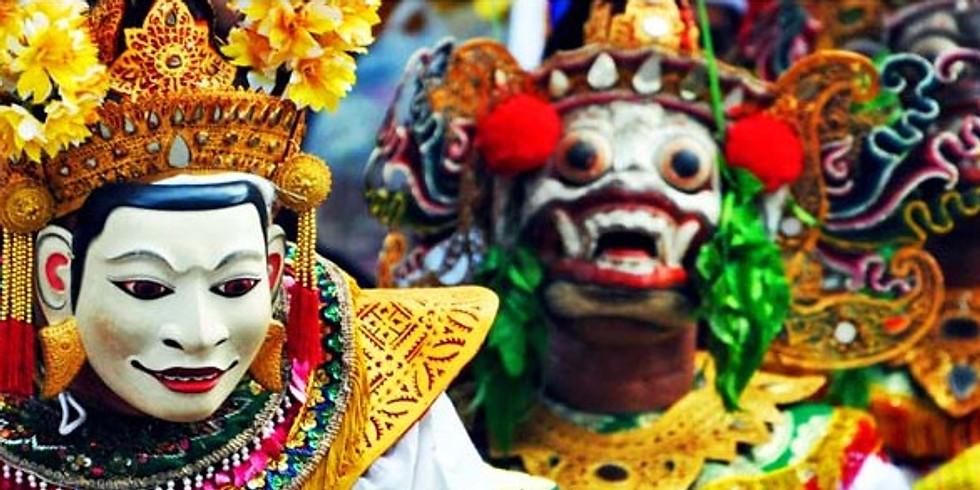 Der Grüne Salon - Bali und das Paradies