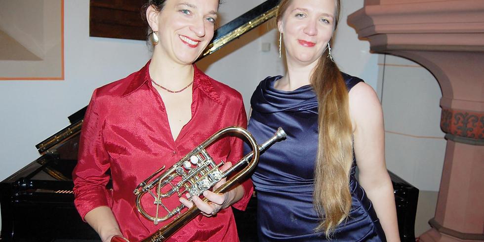 DUO CAPRICE Trompeten-Konzert