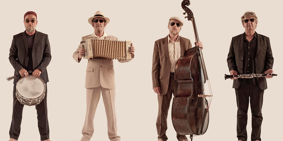"""COOL-Tur 2019: Latin-Jazz Gruppe """"Les Primitifs"""""""