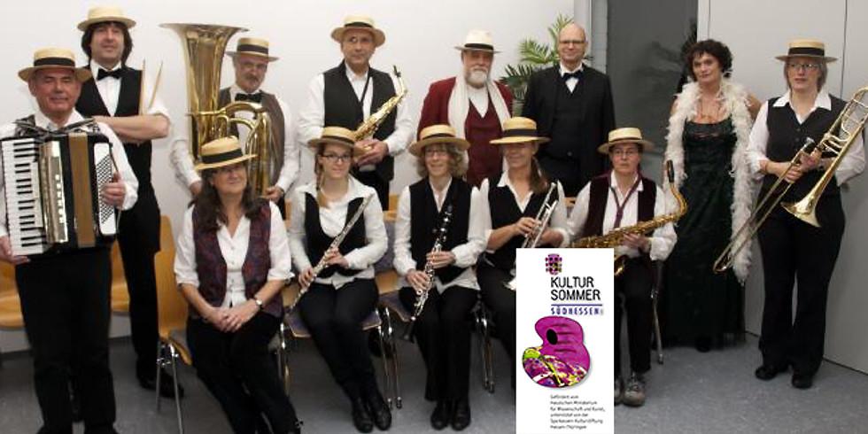 """Der Grüne Salon - Tanztee mit dem """"Salonorchester Chapeau"""""""