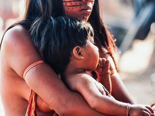 Nambiquara, aldeia Central, Terra Indígena Nambiquara, município de Comodoro, estado do Mato Grosso, Brasil