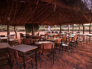 sala de aula, escola HN0269_xavante
