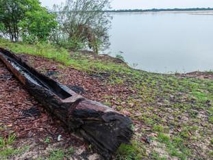 canoa produzida de forma tradicional HN1355_karaja