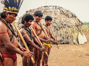 Nambiquara, aldeia Chefão, Terra Indígena Nambiquara, município de Comodoro, estado do Mato Grosso, Brasil