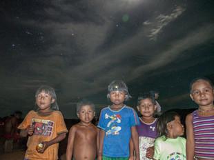 crianças HN0261_xavante