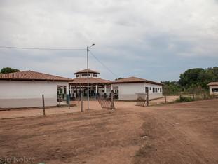 modelo de escola em aldeia HN0347_karaja