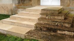 Un escalier qui retrouve sa jeunesse