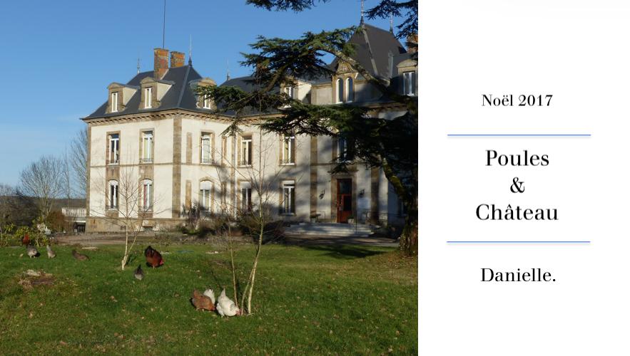 Poules et Château