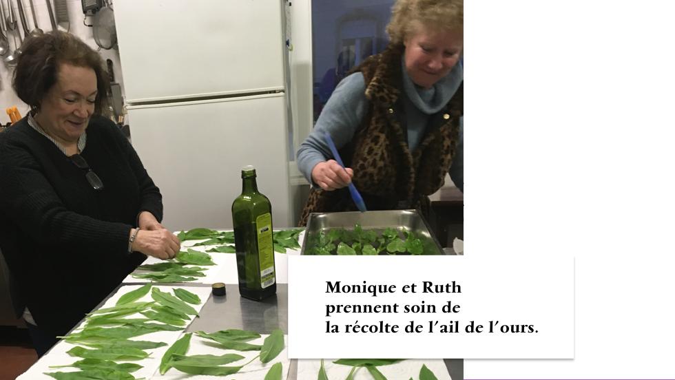 Monique et Ruth