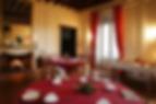 Salle à manger du Château du Chêne