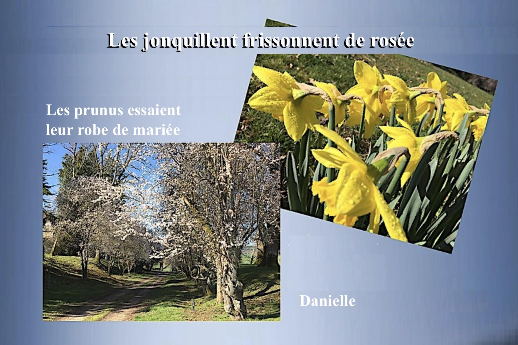 Le printemps au Château