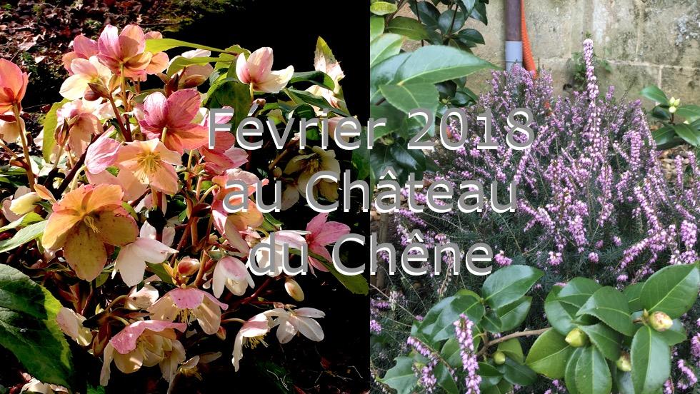 Février 2018 au château du Chêne