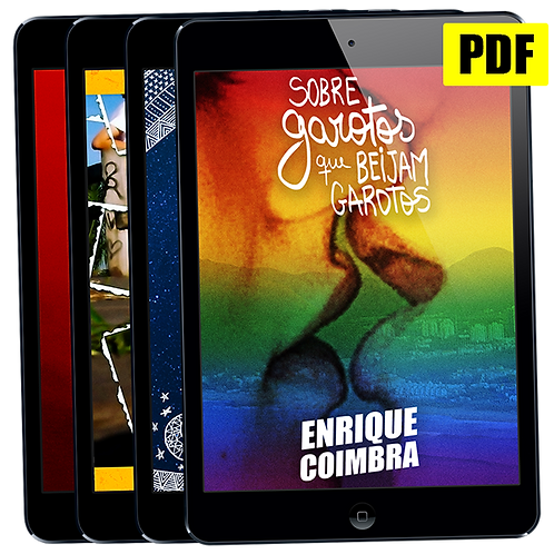 Pacote PDF: Todos os livros de Enrique Coimbra
