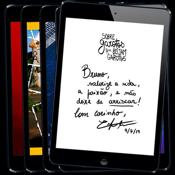 Livros digitais (ebooks) do escritor Enrique Coimbra