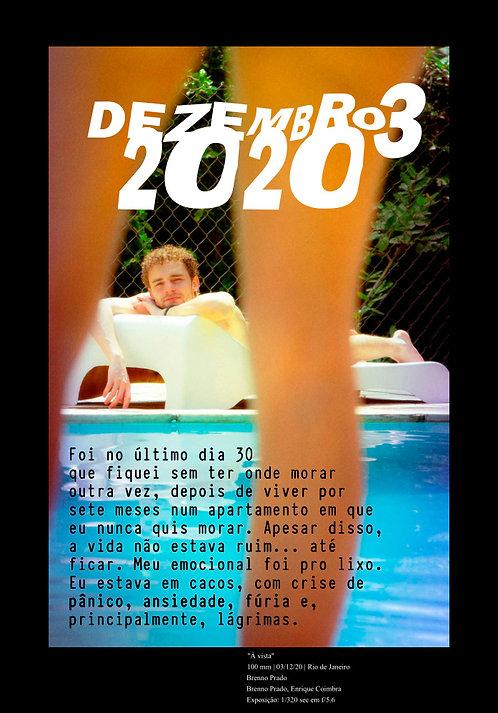 Diário do Enrique, dezembro de 2020