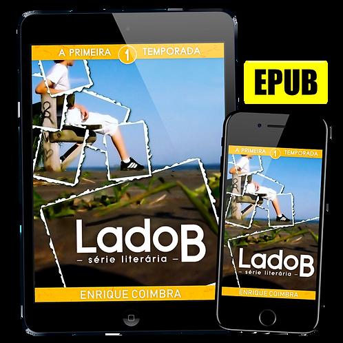Livro EPUB: Lado B, 1ª Temporada de Enrique Coimbra