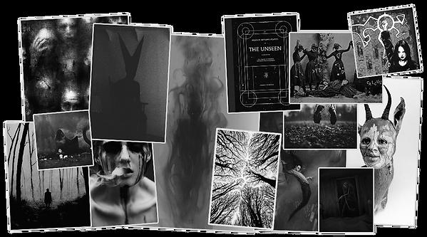 Colagem com imagens do livro 'Os Hereges de Santa Cruz' do escritor Enrique Coimbra