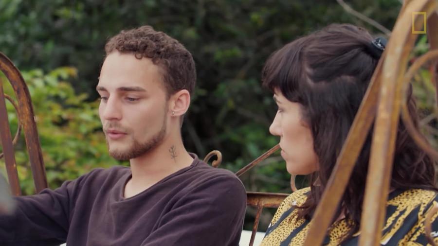 Enrique Sem H em colaboração com Vice e National Geographic.