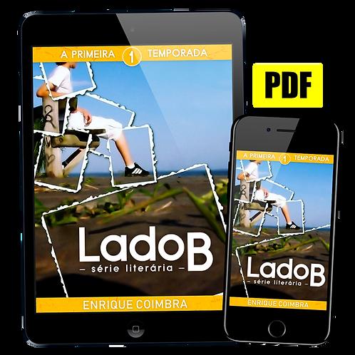 Livro PDF: Lado B, 1ª Temporada de Enrique Coimbra