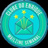 Brasão Clube do Enrique por Enrique Coimbra