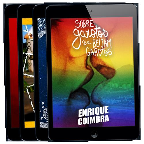 Livros do Enrique Coimbra
