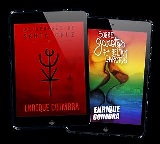 Ebooks gratuitos de Enrique Coimbra.