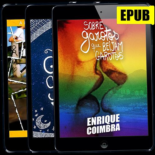 Pacote EPUB: Romances de Enrique Coimbra
