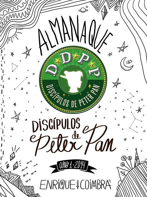 Almanaque DDPP: Discípulos de Peter Pan, 2014