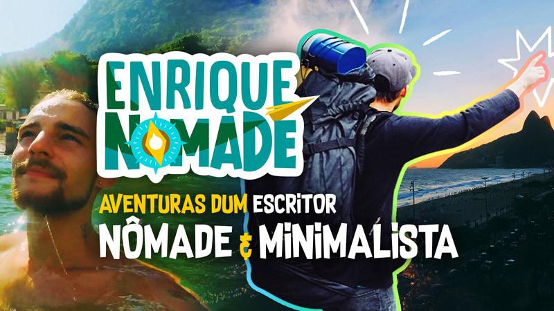 Incompleta, a série Enrique Nômade também acabou.
