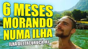 Enrique Nômade: Como é morar numa ilha do Rio de Janeiro?