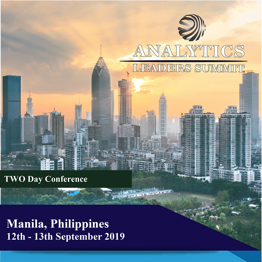 Analytics Leaders Summit Manila - Inquire