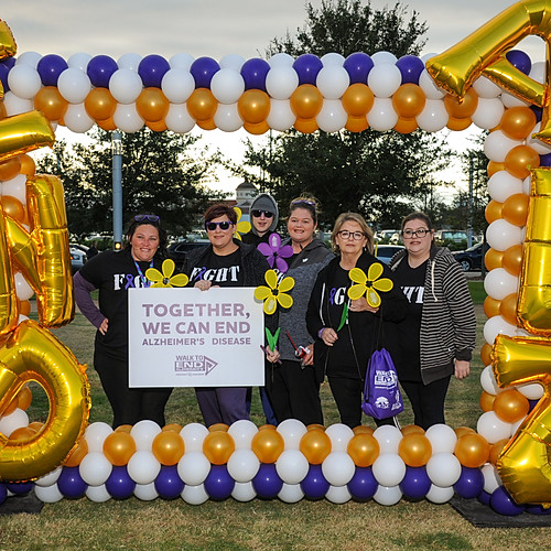 BMT Walk to End Alzheimer's Photo Booth