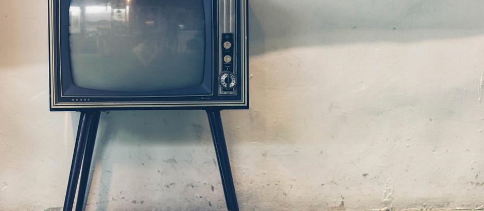 Der Fernseher im Schlafzimmer