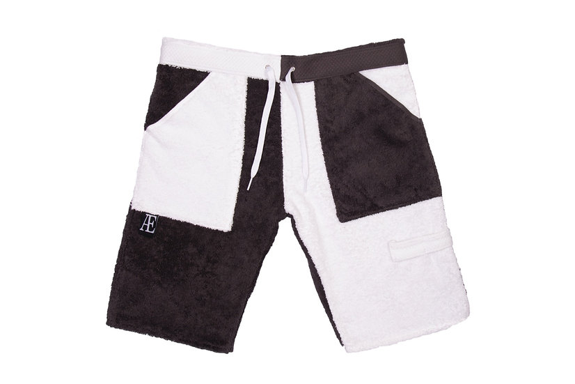 PIECE 10022 - TOWELLING SHORTS