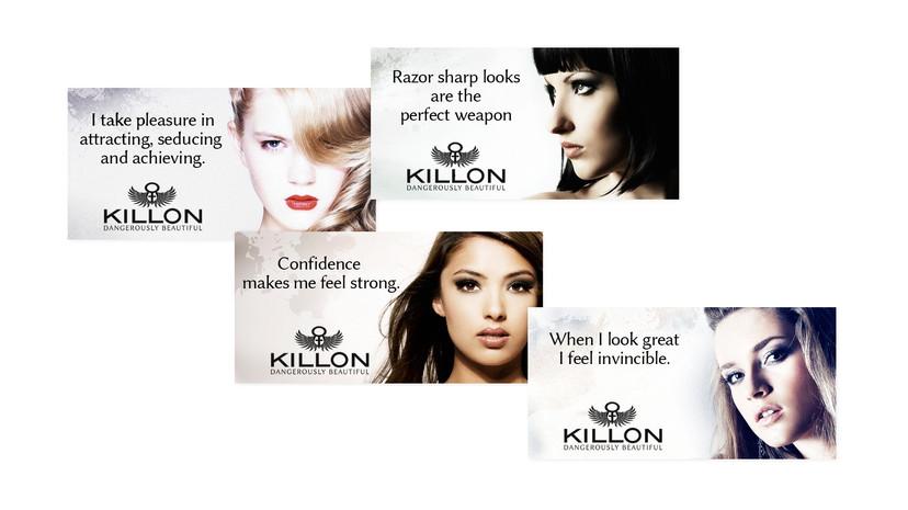 Killon banners