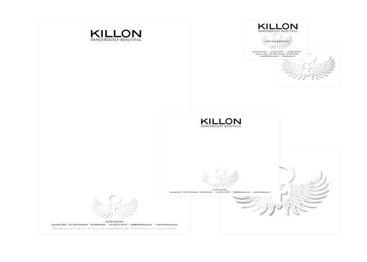 Killon beauty Corporate ID