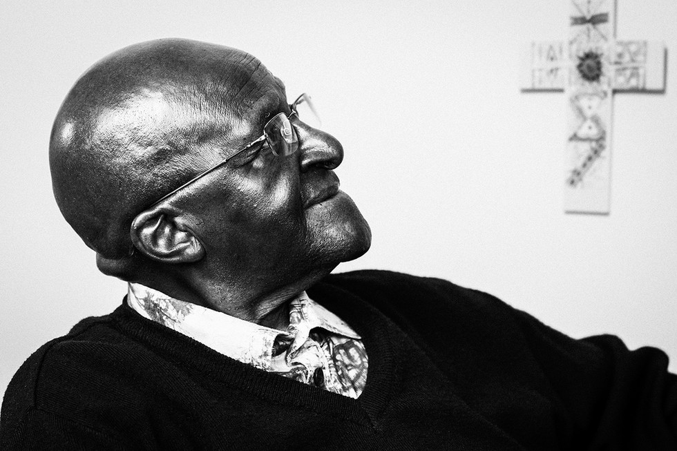 Desmond Tutu - Nobel prize winner