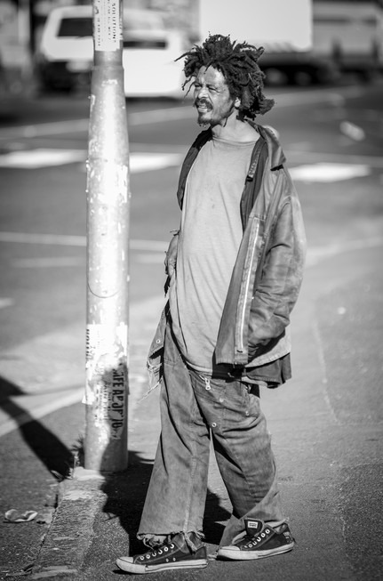 Lost and found and lost - Cape Town