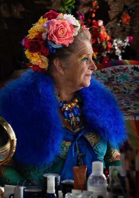 Maya Wildevuur - Famous painter