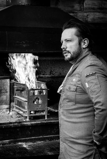 Jord Velthuizen - BBQ master chef