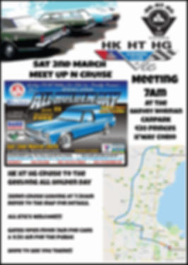 HKHTHG Club of Vic Geelong All Holden Da