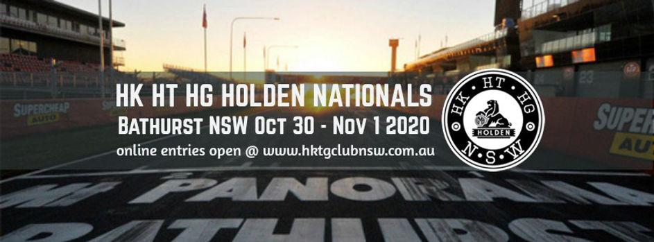 HK HT HG Nationals Bathurst