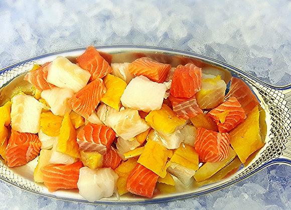 Fresh Fish Pie Mix
