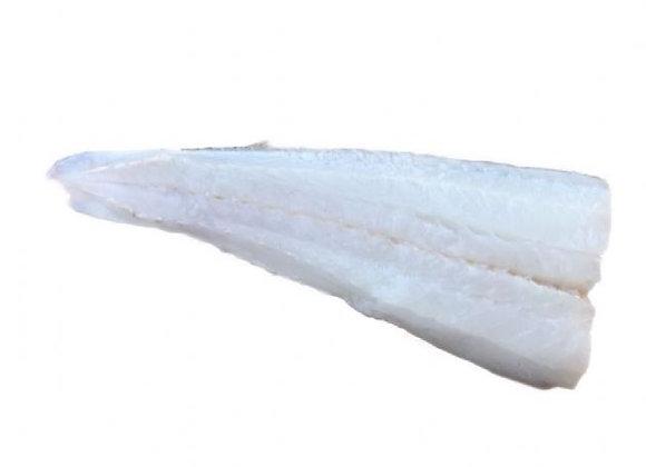 Frozen Hake Fillet Box (1 box approx 14 6-9oz fillets)