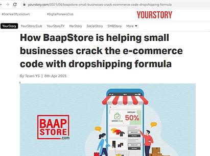 Yourstory Baapstore.jpg
