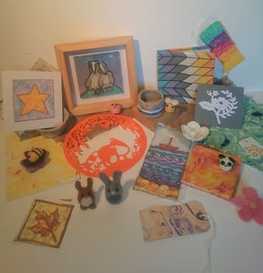 mixed crafts - four week course - image.