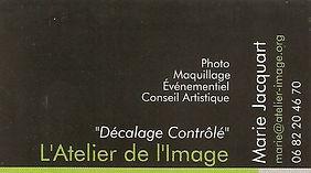 Coordonnées de l'Atelier de l'Image